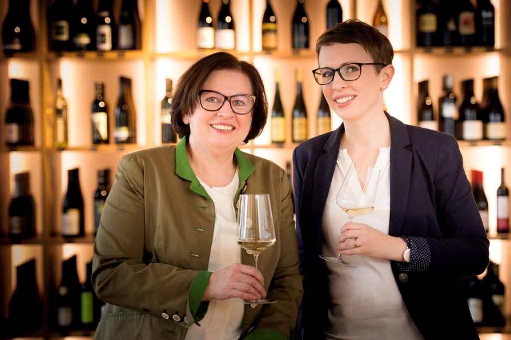 WeinVerkosterei WeinIdeenHonsig Pulkau Elisabeth Honsig und Katharina Widhalm