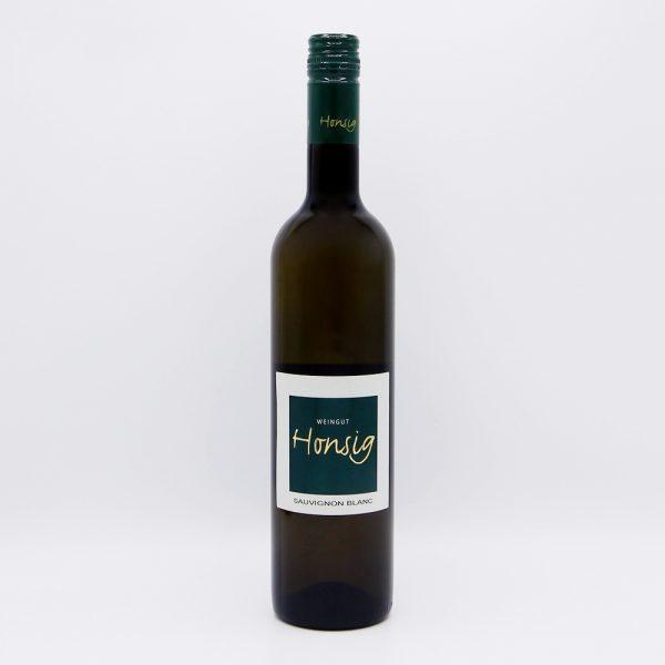 Sauvignon Blanc Traditionell, Weingut Honsig, Platt (Weinviertel)