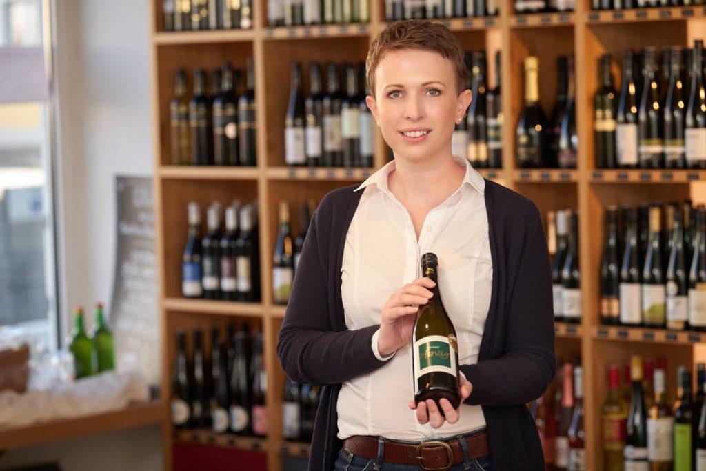 Weinpraesentation Katharina Widhalm