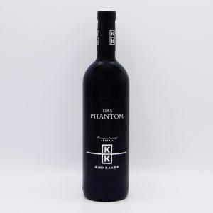 Rotweincuvée Phantom, Weingut K+K Kirnbauer, Deutschkreutz (Mittelburgenland)