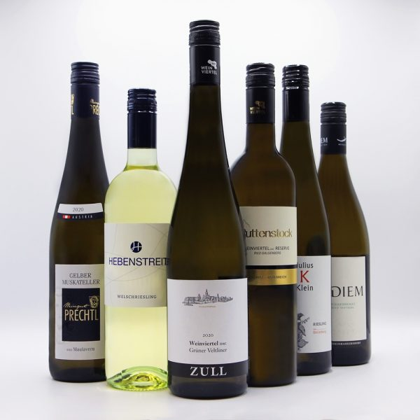 WeinVerkosterei Weiß WeinIdeenHonsig