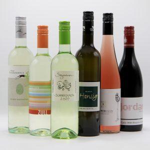 Weinverkosterei für Zuhause von WeinideenHonsig